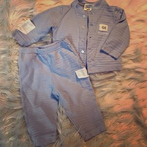 Laura Ashley Boys shirt and pants set, size 18mo